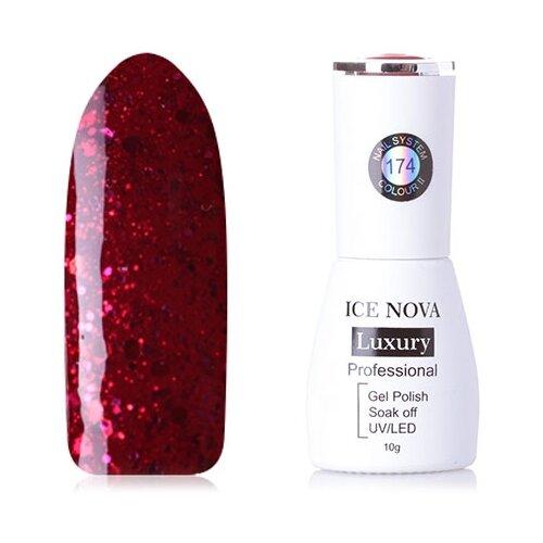 Купить Гель-лак для ногтей ICE NOVA Luxury Professional, 10 мл, 174