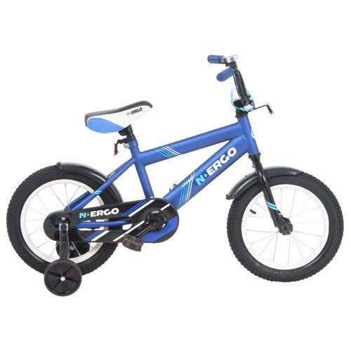 Детский велосипед N.Ergo ВН14217 синий (требует финальной сборки)