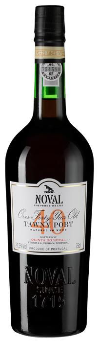 Портвейн Quinta do Noval 40 Year Old Tawny, 0.75 л