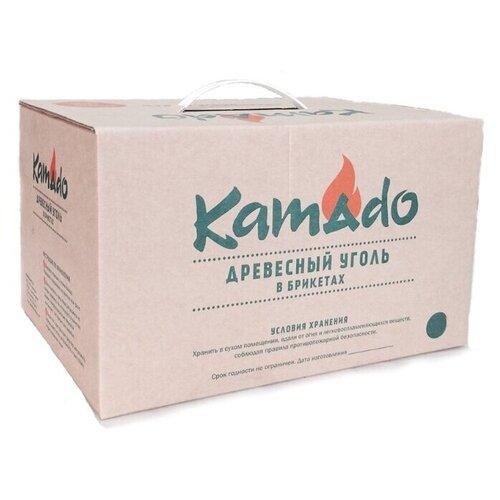 Kamado древесно-угольные брикеты 10 кг