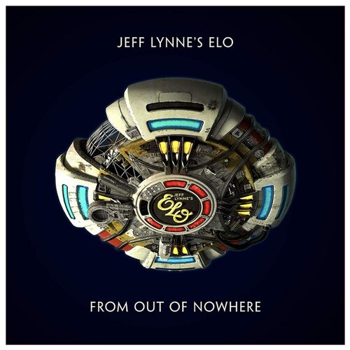 Electric Light Orchestra – Jeff Lynne's ELO: From Out Of Nowhere. Deluxe Edition (CD)
