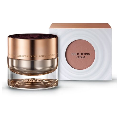 The Saem Gold Lifting Cream Лифтинг-крем для лица, 50 мл gold lifting cream