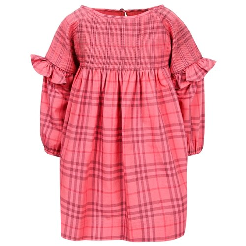 цены Платье Burberry размер 80, красный