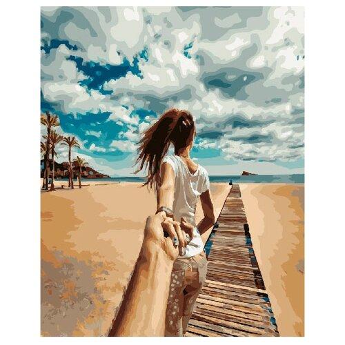 Купить ВанГогВоМне Картина по номерам Следуй за мной. Таиланд , 40х50 (ZX 21402), Картины по номерам и контурам