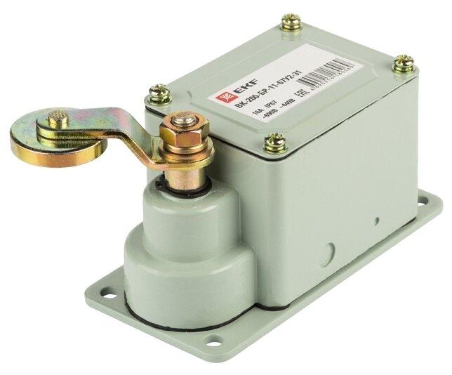 Концевой выключатель/переключатель EKF ВК-200-БР-11-67У2-31