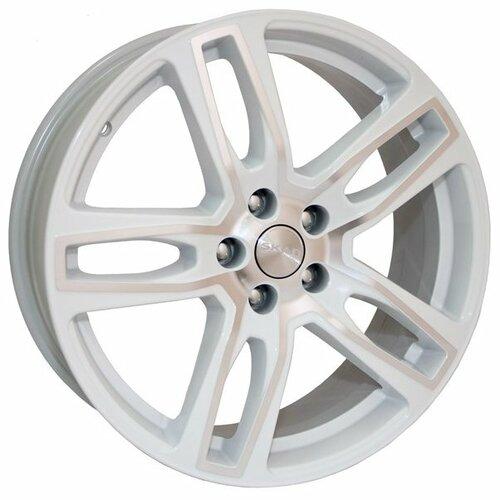 Фото - Колесный диск SKAD Женева 7x18/5x114.3 D67.1 ET42 Алмаз белый колесный диск skad женева 7x18 5x105 d56 7 et38 алмаз белый