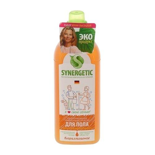 Synergetic Универсальное средство для мытья поверхностей Цитрусовая свежесть 0.75 л