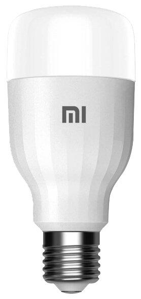 Лампа светодиодная Xiaomi Mi Smart LED Bulb Essential (MJDPL01YL), E27, 9Вт