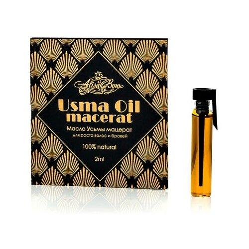 Alisa Bon концентрат масла усьмы для роста волос, бровей Usma Oil macerat