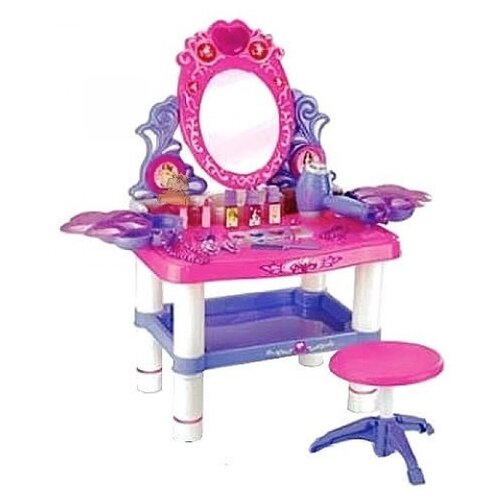 Купить Туалетный столик Xiong Cheng 008-59, Играем в салон красоты