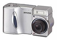 Фотоаппарат CASIO QV-2400UX