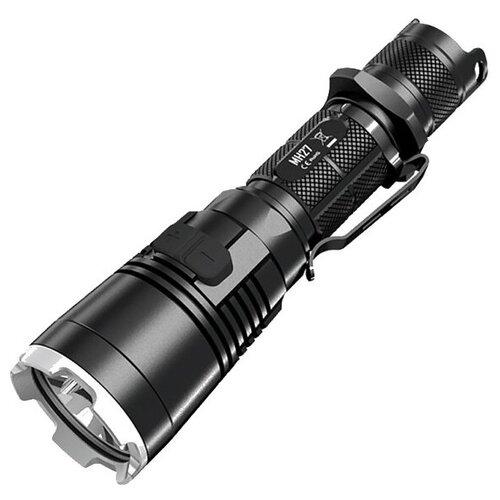 Фото - Тактический фонарь Nitecore MH27 черный тактический фонарь nitecore mh27 черный