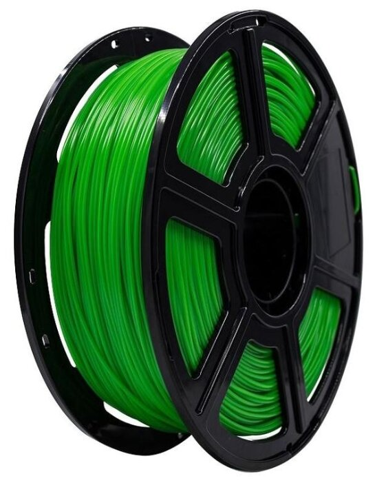 PLA пруток Tiger3D 1.75 мм зеленый