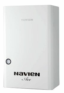 Конвекционный газовый котел Navien ATMO 13AN, 13 кВт, двухконтурный фото 1