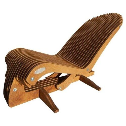 шезлонг складной деревянный смолянка см002б Шезлонг деревянный SEDEO Cubare II светлый