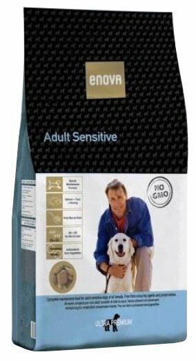 Корм для собак ENOVA Adult Sensitive сухой корм для собак