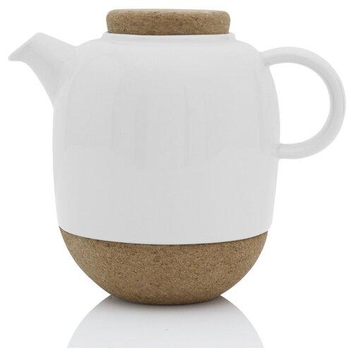 VIVA Scandinavia Заварочный чайник Lauren V80102 1.2 л белый/бежевый
