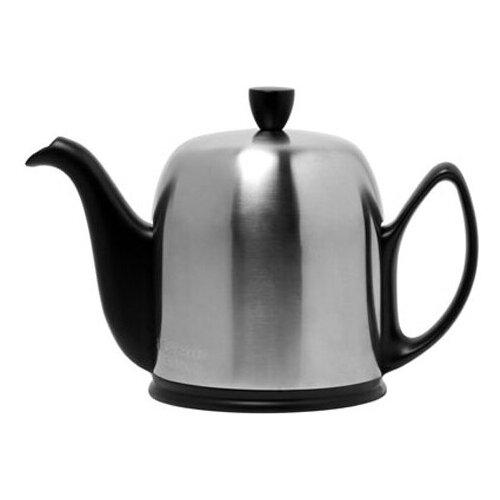Фото - Чайник заварочный, Guy Degrenne, Salam (0.7 л), 211992,с колпаком, на 4 чашки чайник заварочный salam white 0 37 л с колпаком с ситечком на 2 чашки 211987 guy degrenne