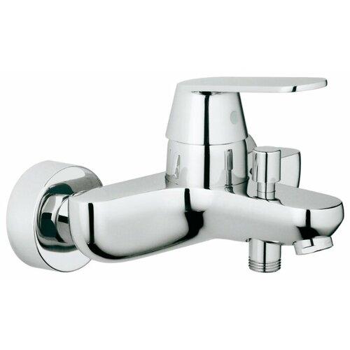 Смеситель для ванны с подключением душа Grohe Eurosmart 32831000 однорычажный смеситель для ванны с подключением душа grohe bauclassic 32865000 однорычажный