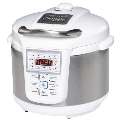 Скороварка/мультиварка VES electric SK-A18 белый/серебристый