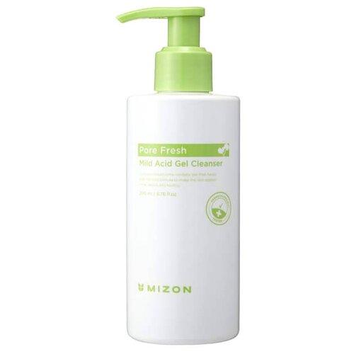 Mizon Гель для умывания Pore Fresh Mild Acid Gel Cleanser, 200 мл гель для ежедневного умывания cleanmat 225 мл premium home work