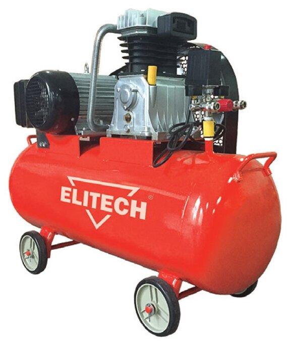 Компрессор масляный ELITECH КПР 200/550/3.0, 200 л, 3 кВт