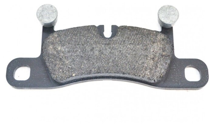 Дисковые тормозные колодки задние VOLKSWAGEN 7P0698451 для Volkswagen Touareg (4 шт.)