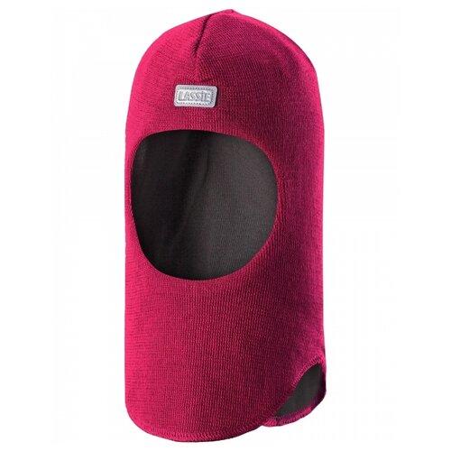 Купить Шапка-шлем Lassie размер M/004, бордовый, Головные уборы