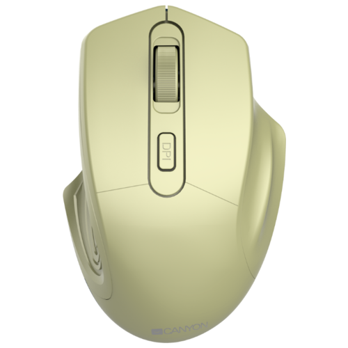 Беспроводная мышь Canyon MW-15, золотой