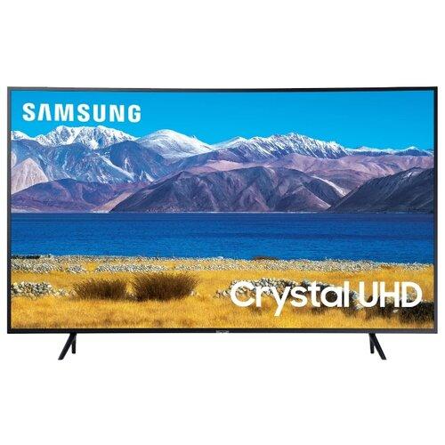 Фото - Телевизор Samsung UE65TU8300U 65 (2020) черный телевизор samsung ue43n5500auxru черный