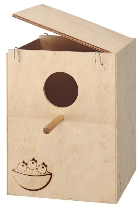 Домик-гнездо Ferplast Nido Extra Large 26х25х33см