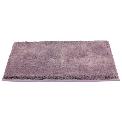 Коврик Bath Plus Тиволи, 60х90 см фиолетовый