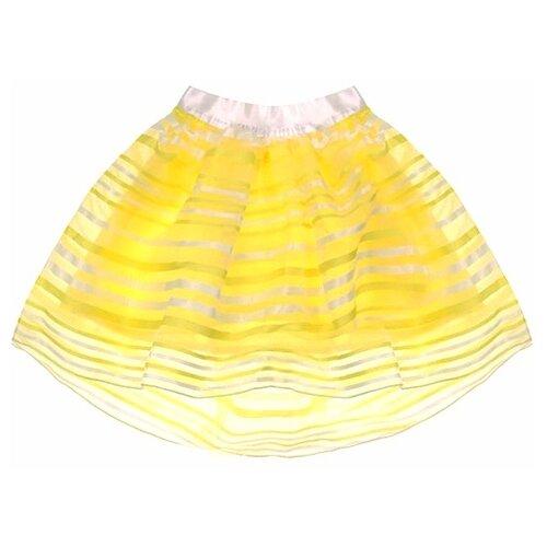 Юбка Stilnyashka размер 104, желтый юбка stilnyashka размер 104 желтый