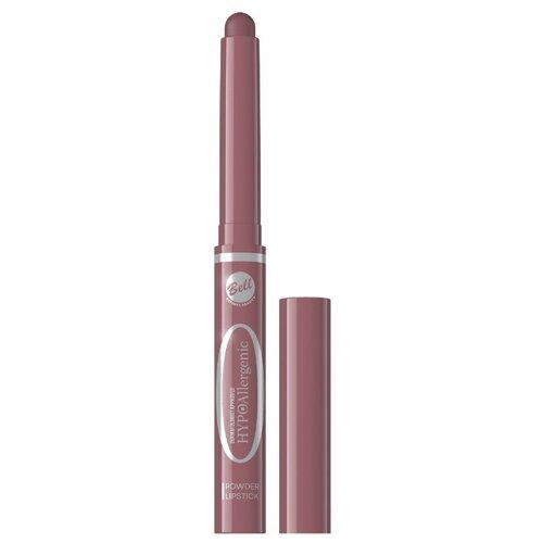 Bell Пудровая помада для губ Hypoallergenic Powder Lipstick, оттенок 06