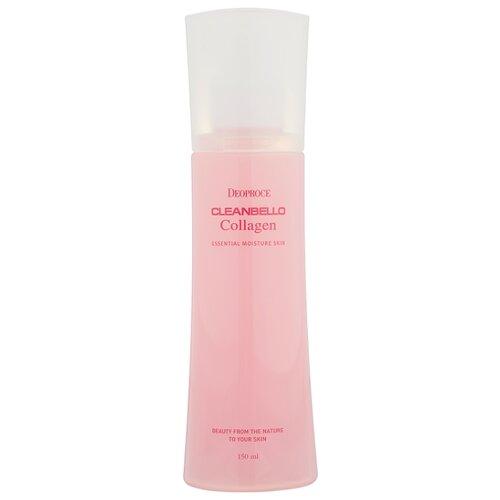 Deoproce Cleanbello Collagen Essential Moisture Skin Флюид для лица увлажняющий, 150 млУвлажнение и питание<br>