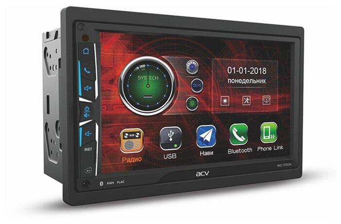 Автомагнитола ACV WD-7050N