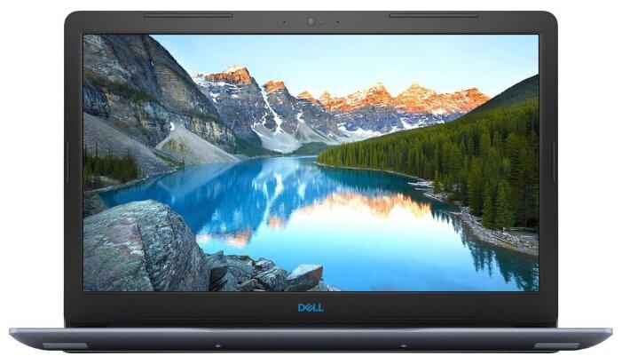 "Ноутбук DELL G3 17 3779 (Intel Core i7 8750H 2200 MHz/17.3""/1920x1080/16GB/1128GB HDD+SSD/DVD нет/NVIDIA GeForce GTX 1050 Ti/Wi-Fi/Bluetooth/Linux)"
