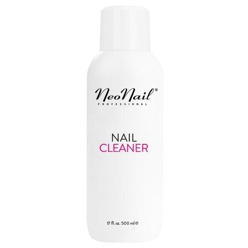 NeoNail Жидкость для снятия липкого слоя и обезжиривания для ногтей Cleaner 500 мл