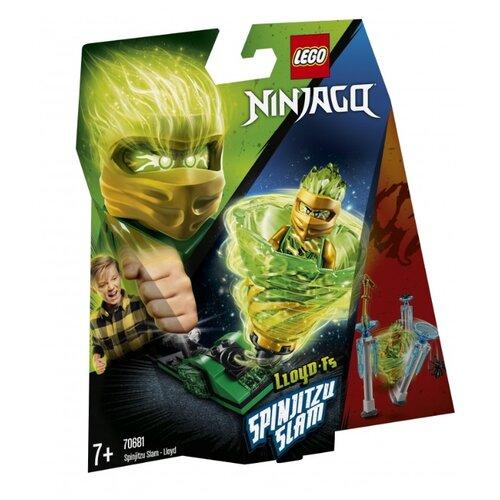 Купить Конструктор LEGO Ninjago 70681 Бой мастеров кружитцу — Ллойд, Конструкторы