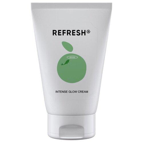 REFRESH cream Intense Glow Мультиактивный крем для лица, 50 мл academie intense protection cream суперзащитный крем для лица 50 мл