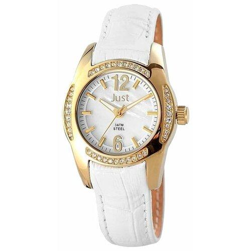 Наручные часы Just 48-S8368-WH-GD сайт косметики just