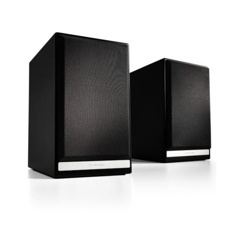 Полочная акустическая система Audioengine HDP6 satin black колонки audioengine p4 black