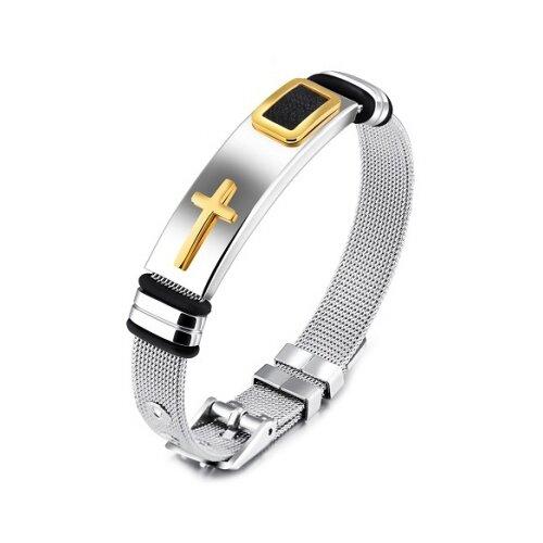 Sharks Jewelry Браслет SSB-A531GD 21.5 см