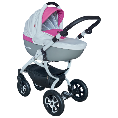 Универсальная коляска Tutek Grander Play Eco (2 в 1) ECO11/B ash ash 35699 35699