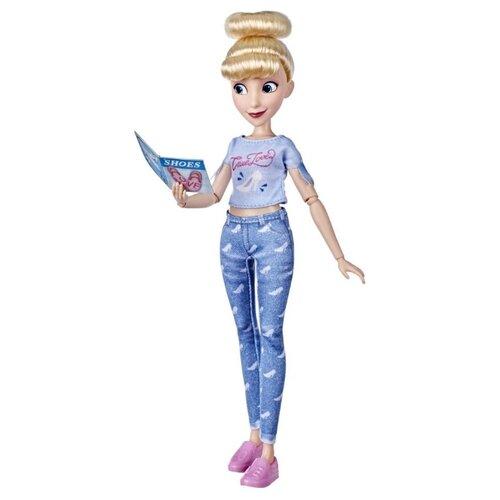 Купить Кукла Hasbro Disney Princess Ральф против интернета Комфи Золушка, 28 см, E9161, Куклы и пупсы