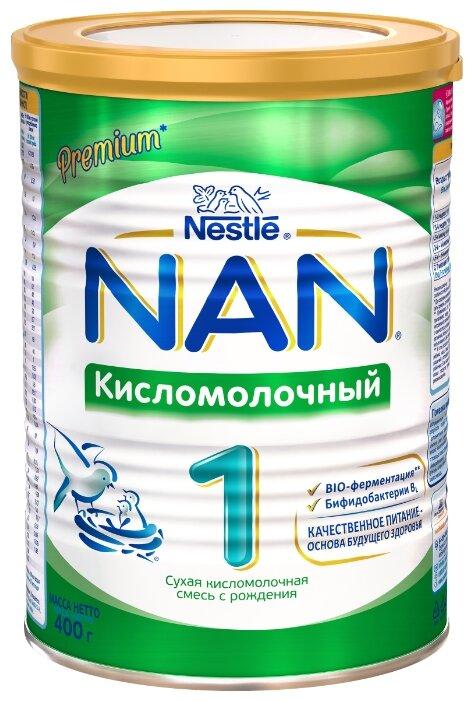 Смесь NAN (Nestlé) Кисломолочный 1 (с рождения) 400 г