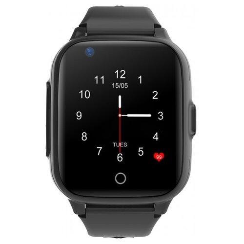 Детские умные часы Smart Baby Watch KT15, черный часы smart baby watch v7k черный