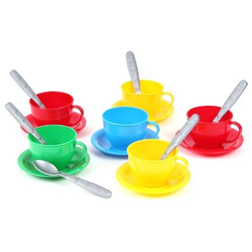 Набор посуды ТехноК Чайный сервиз 0465