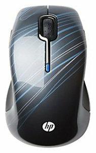 Мышь HP NK529AA Black-Grey USB