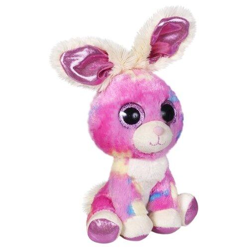 Купить Мягкая игрушка Fancy Глазастик Зайчик 17 см, Мягкие игрушки